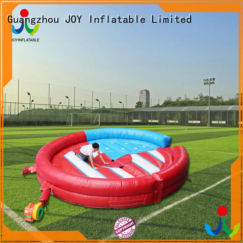 JOY inflatable electric inflatable sports games from China for children