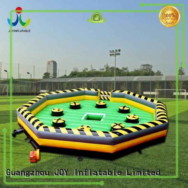 mat soap inflatable games soccer JOY inflatable