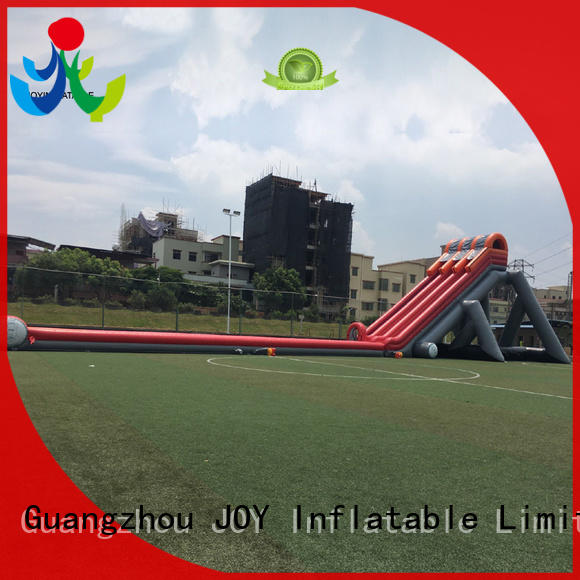 Giant Outdoor Inflatable Water Slide For Sale