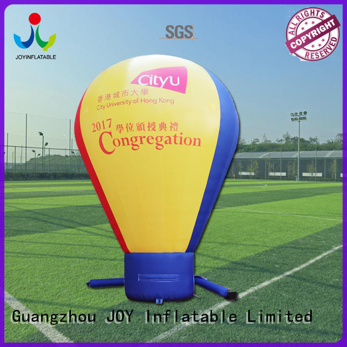 JOY inflatable inflated balloon series for kids