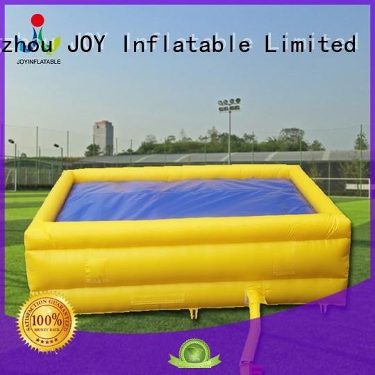 JOY inflatable Brand mountain zeroshock inflatable crash pad