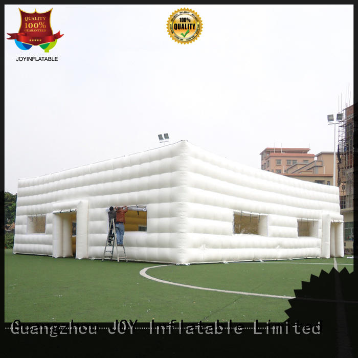 JOY inflatable hotel inflatable tent with good price for outdoor