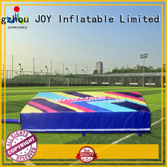 JOY inflatable inflatable jumping mat manufacturer for child