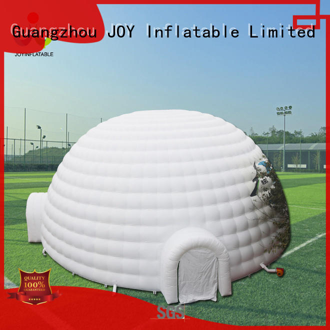 JOY inflatable wedding blow up igloo tent series for child