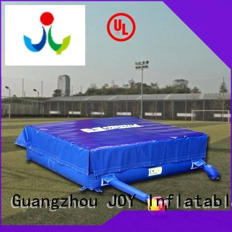 JOY inflatable mats airbag jump manufacturer for outdoor