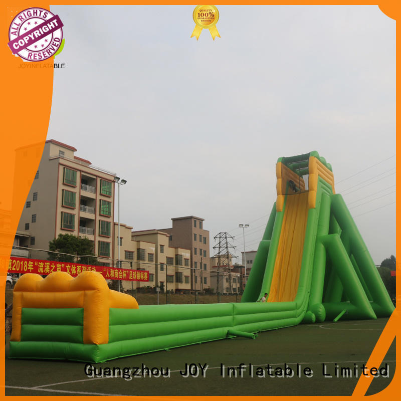 JOY inflatable inflatable slip and slide directly sale for kids