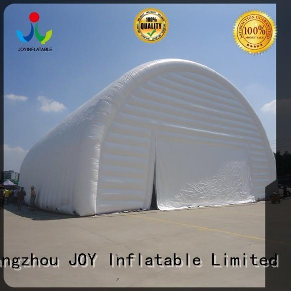 Quality JOY inflatable Brand sport inflatable giant tent