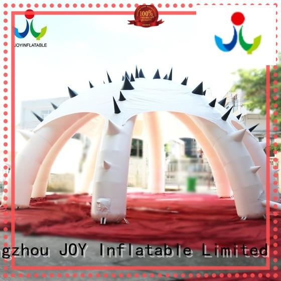 JOY inflatable double inflatable bubble tent clear from China for kids