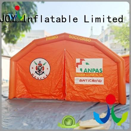 JOY inflatable waterproof army medical tent factory for kids