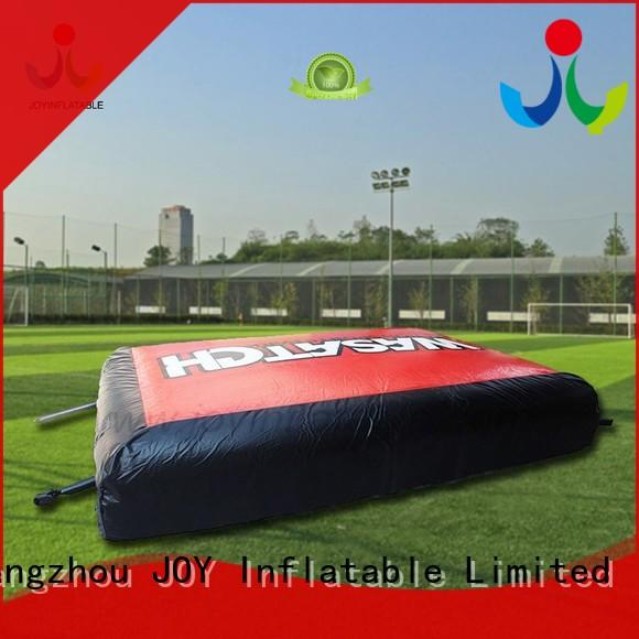 JOY inflatable airbag jump customized for children