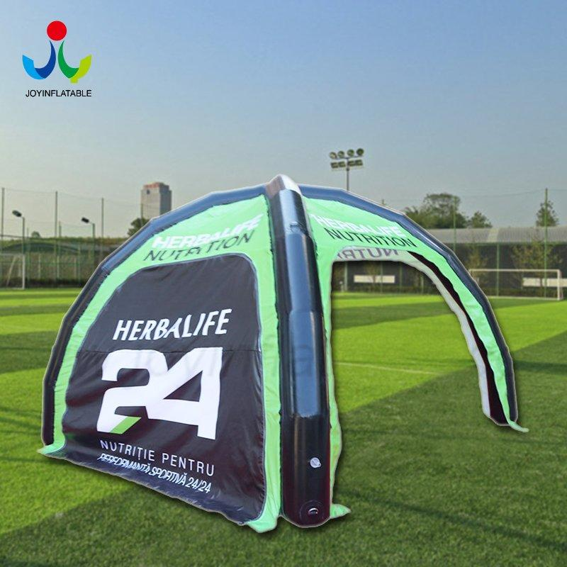 Inflatable Canopy X Tent With Four Legs For Advertising