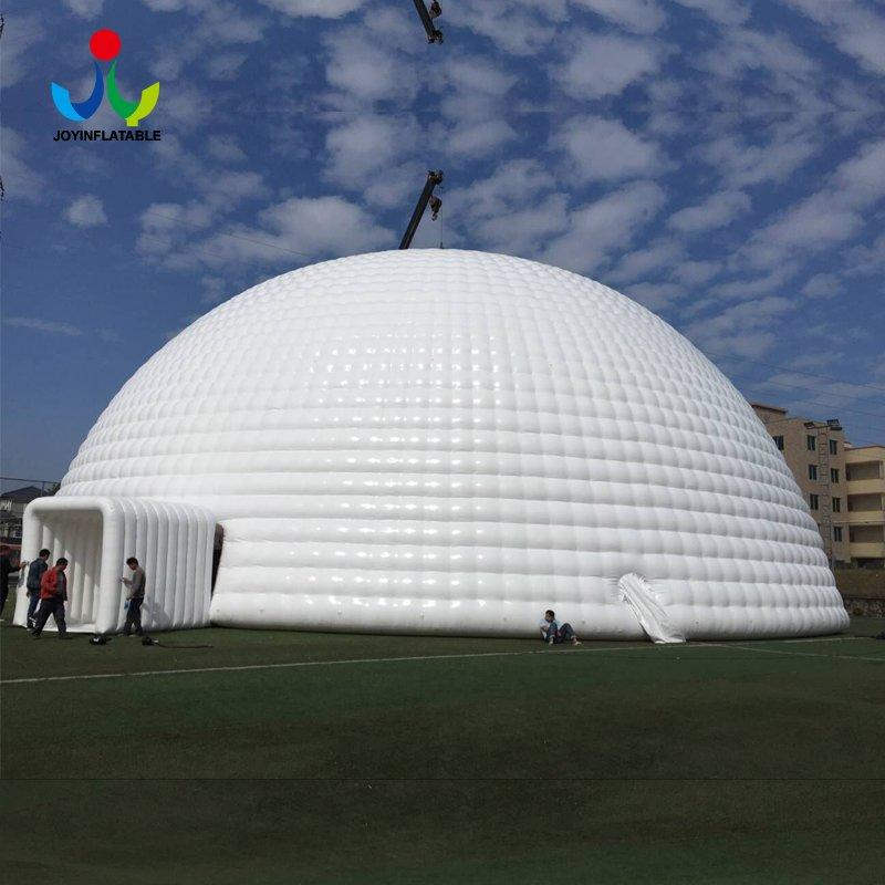 30 Meters Diameter  Inflatable Geodesic Dome Tent