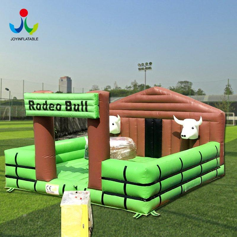 5 X 5 M Inflatable Mechanical Bull Riding, Inflatable Mechanical Bull Ride, Machine Bull With Mat