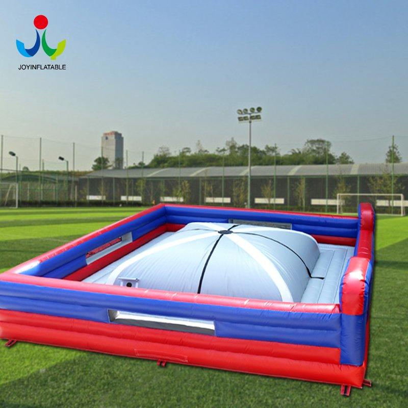 Inflatable King of the Hill Challenge Inflatable Mountain Air Bag