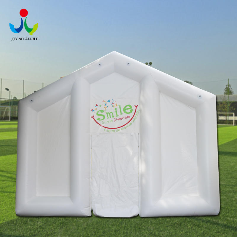 European Style Portable Inflatable Frame Tent With flame-retardant Materials