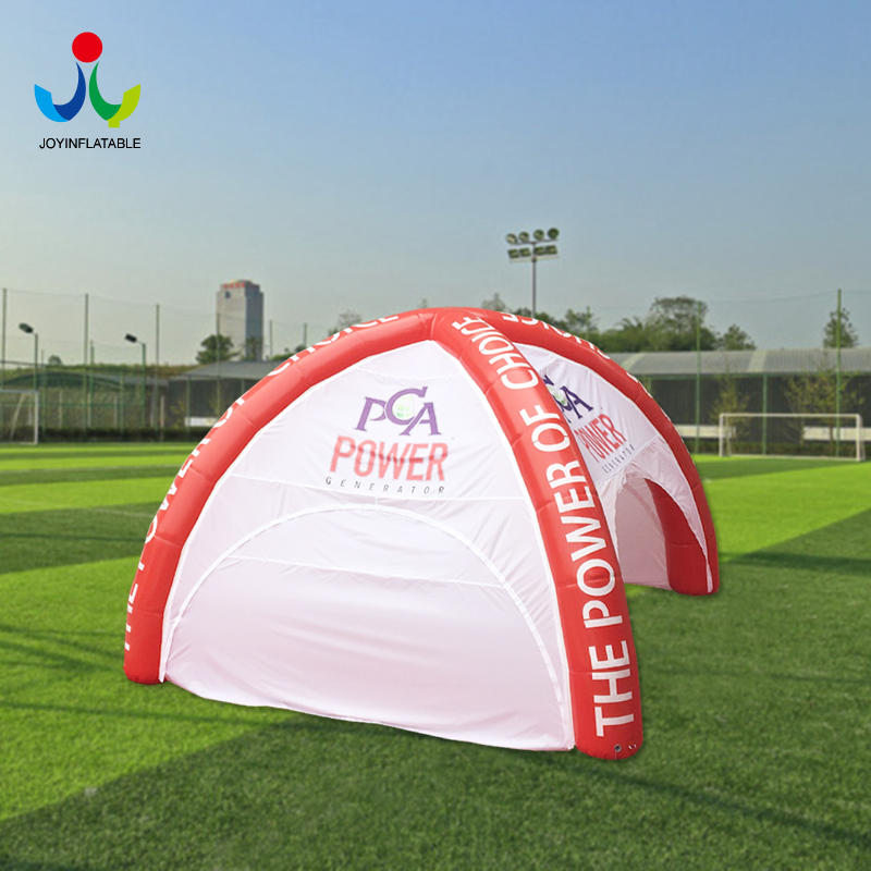 4-Sided Sealed Exhibition Spider Tent
