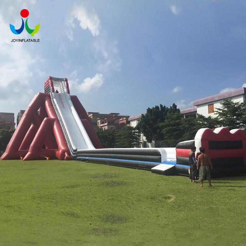 60m Long Giant Inflatable Slide Commercial Durable Inflatable Water Slide Beach Slip N Slide for Amusement Park
