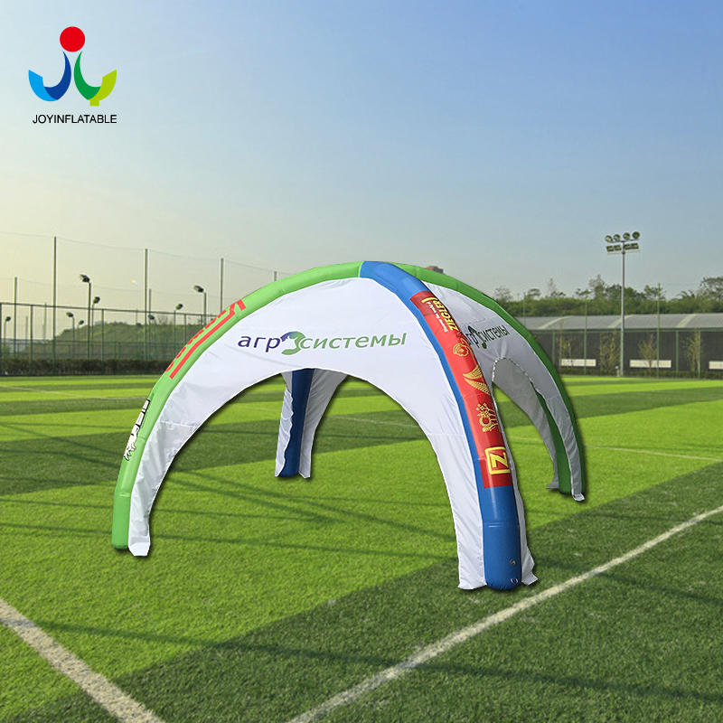 4 Legs Promotional Event Spider Inflatable Tent  Cross Tent