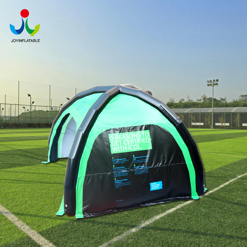 Adverting Sunshade Inflatable Spider Dome Tent for Outdoor Event