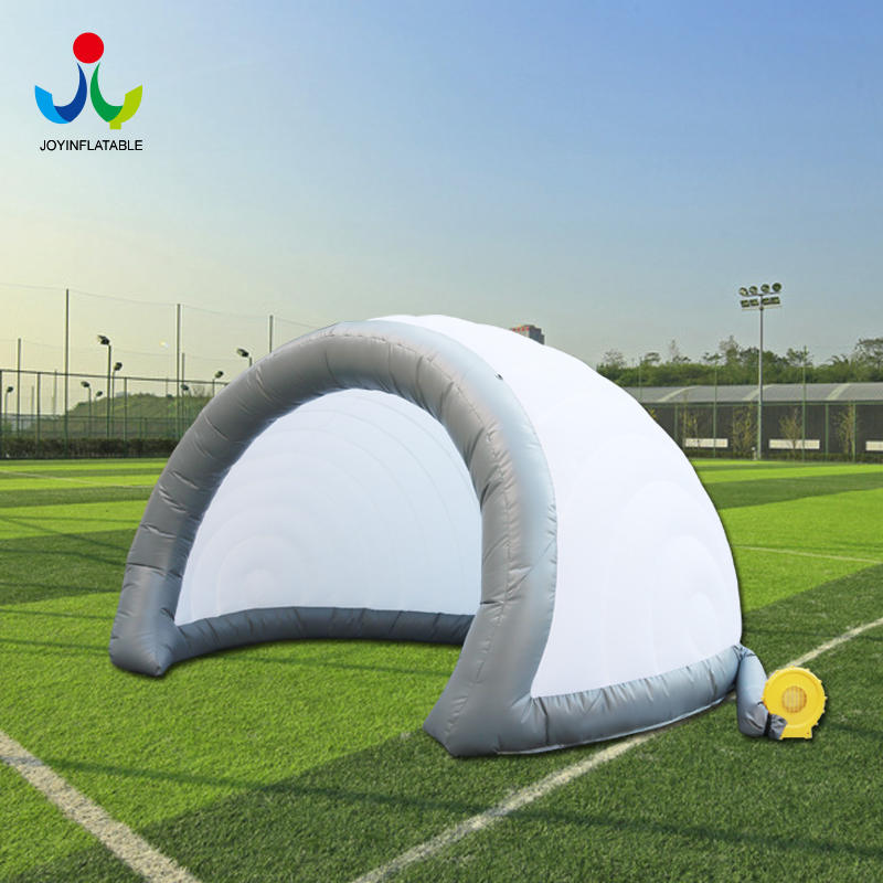 Geodesic Inflatable Igloo Tents For Display