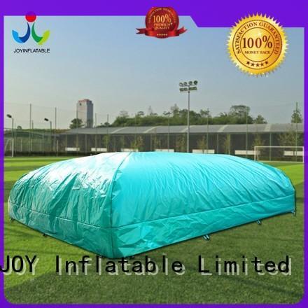 JOY inflatable pad stunt mat manufacturer for kids