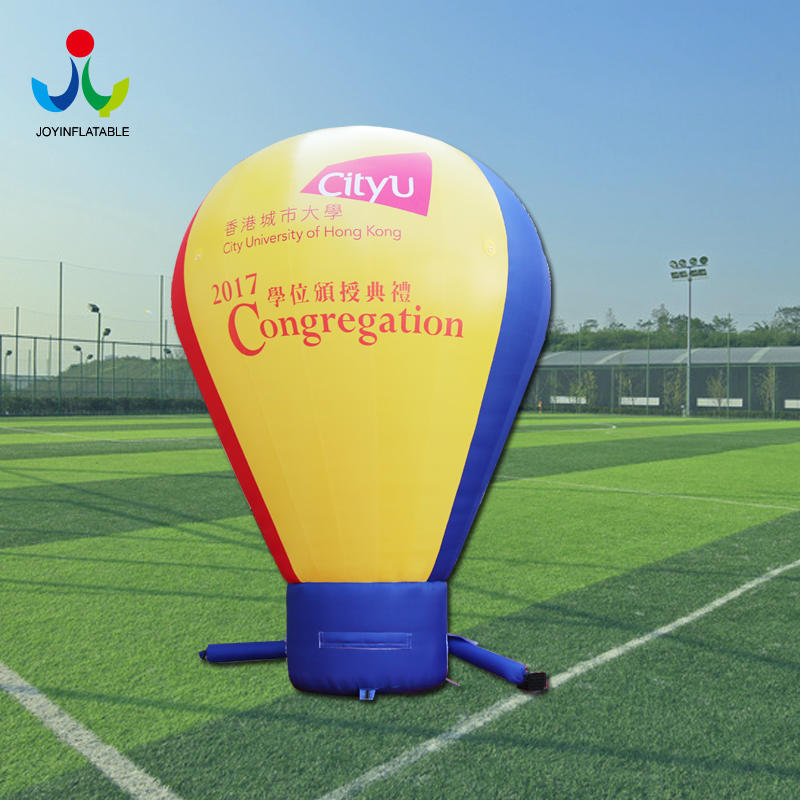 Customized Logo Inflatable Advertising Ground Balloon