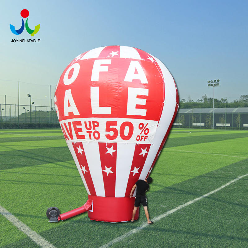 PVC Inflatable Hot Air Ballon For Advertising