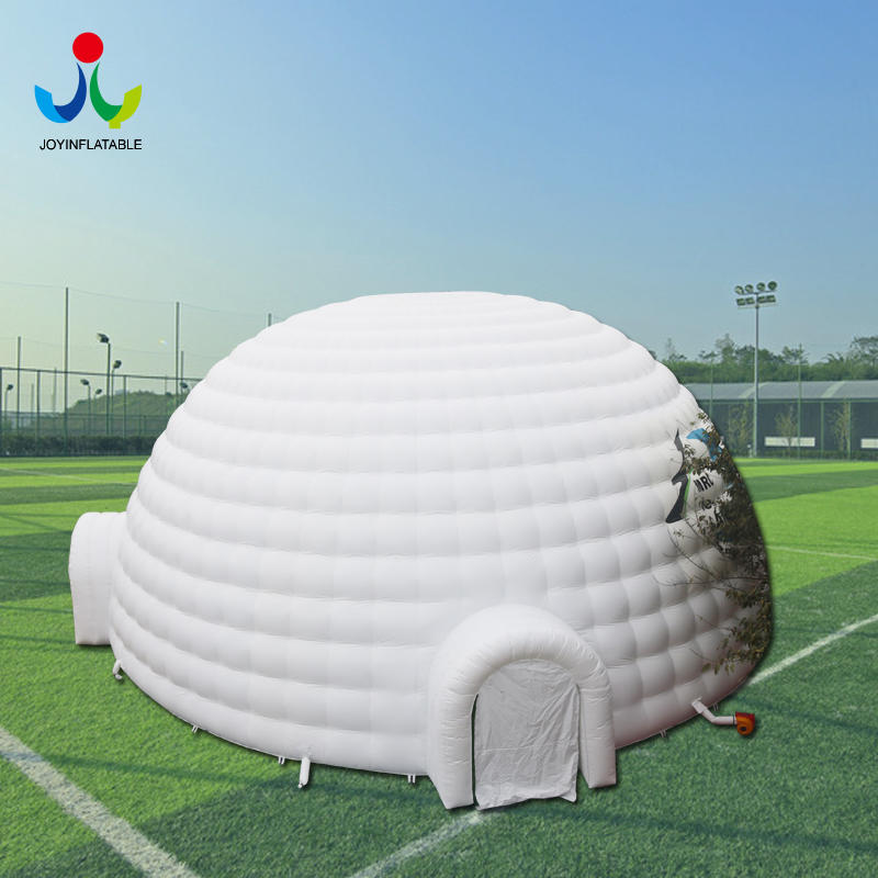 Giant Inflatable Igloo Blow Up Tent For Event