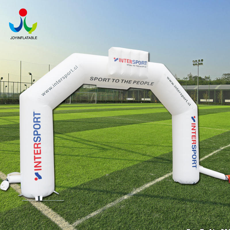 Inflatable Entrance Arch for Sport Event