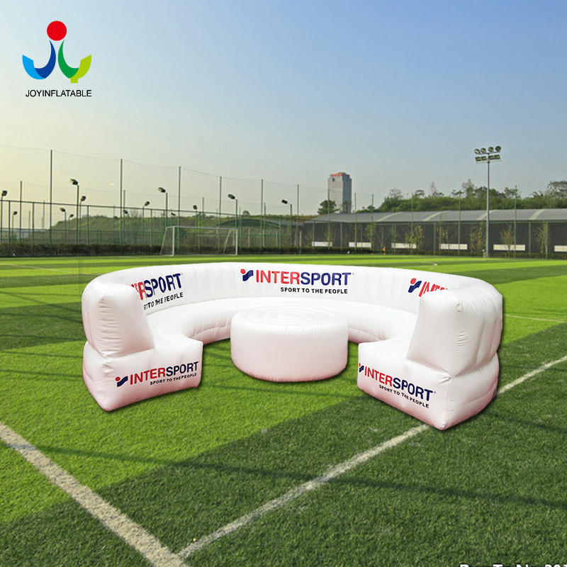 Inflatable sofa for Outdoor Event advertising Exhibition