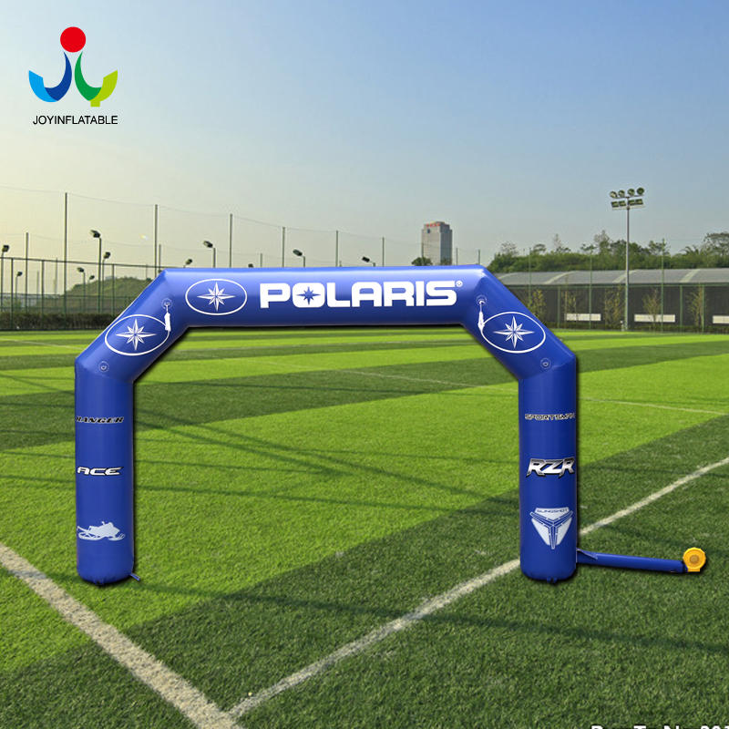 Inflatable Start Line Arch Entrance For Sport Event