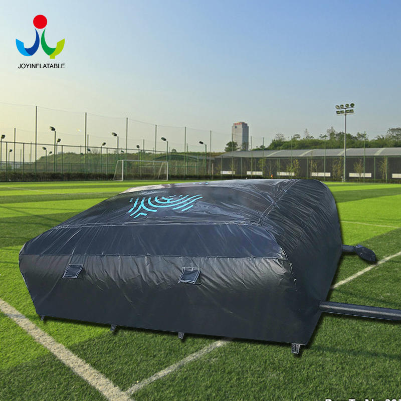 Inflatable Pillow FMX Air Bag For Outdoor Stunt Sport Event