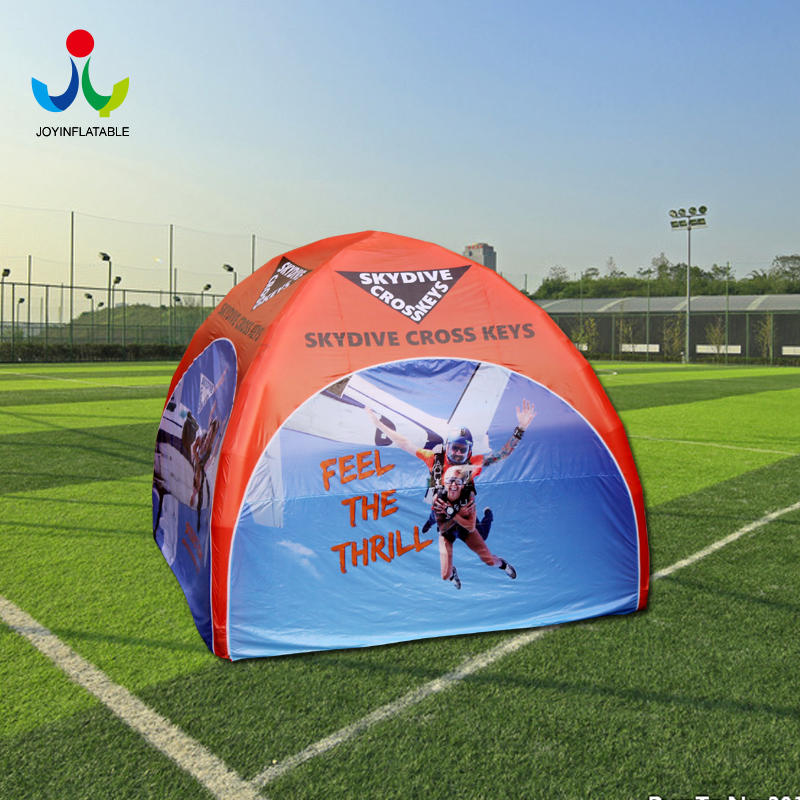 Advertising Canopy Inflatable Spider Air Event Tent with 4 Legs