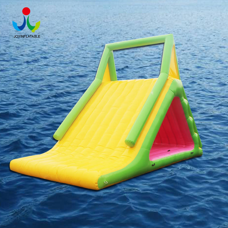 Top Quality Inflatable Floating Water Slide for Water Park Game