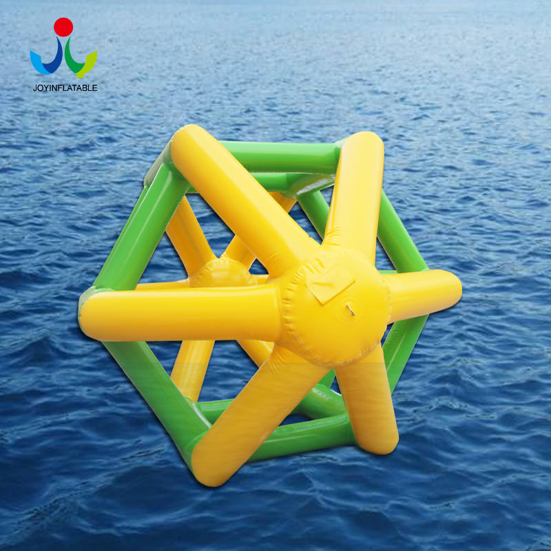 Waterpark Inflatable Water Walking Cylinder Roller Sport Game