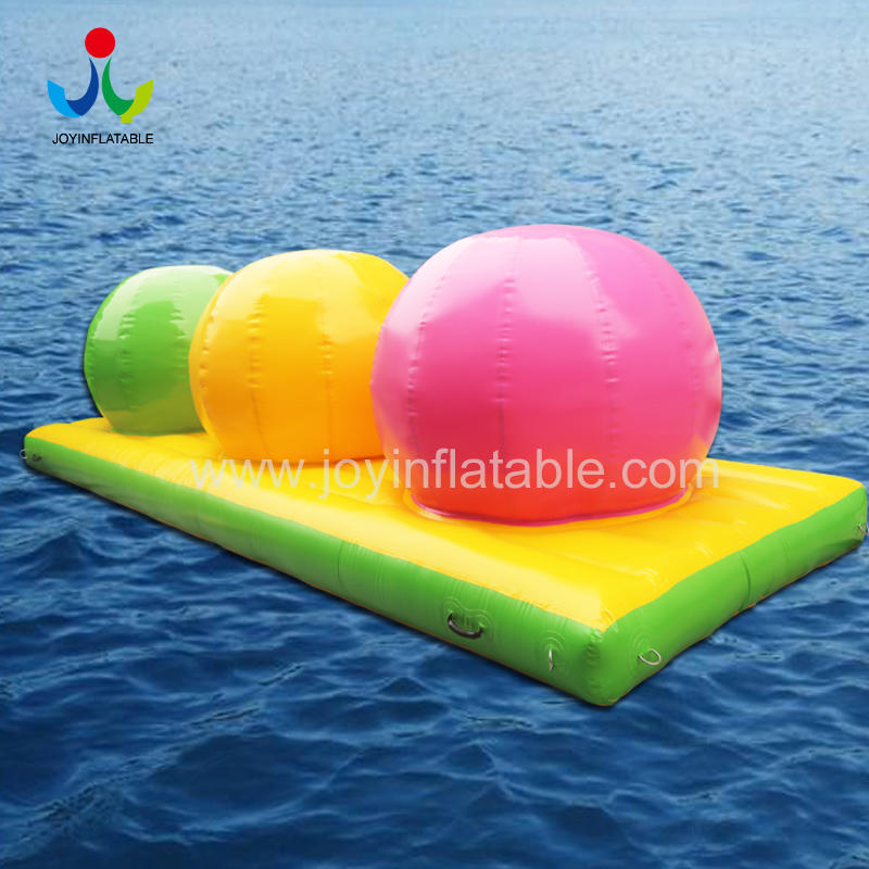Inflatable Fun Aqua Park Equipment Commercial Stimulating Water Theme Park Design For Sale