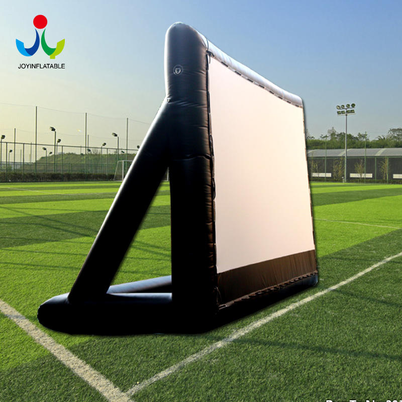 Commercial Outdoor Inflatable Projection Movie Big Air Screens