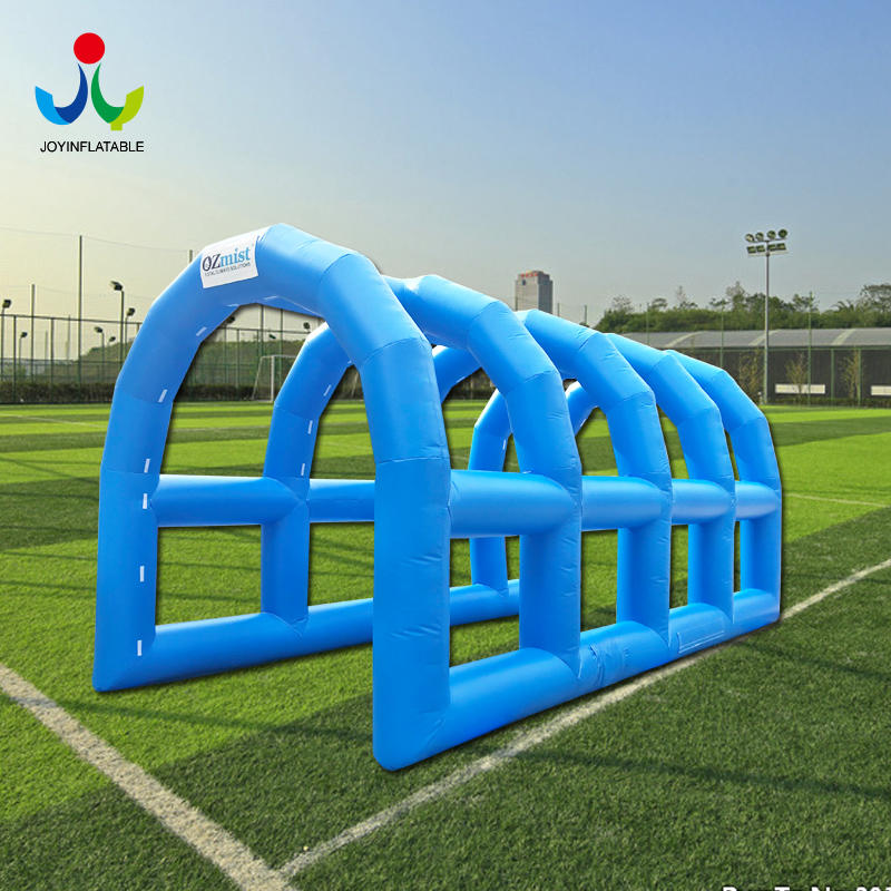 Custom Inflatable Spray Mist Arch Tent For Summer