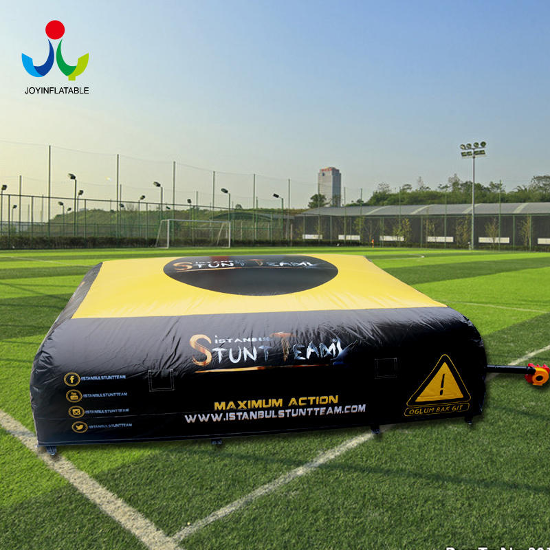 Inflatable Stunt Air Bag Skiing BMX for Ski Field