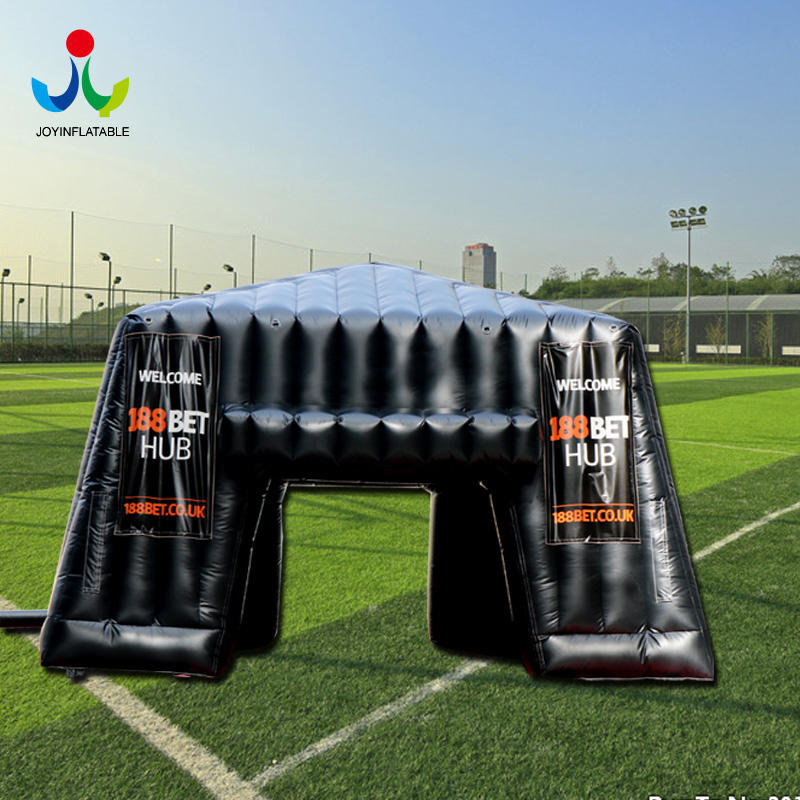 Outdoor Inflatable Square giant Tent with Doors for Sport or Wedding Event