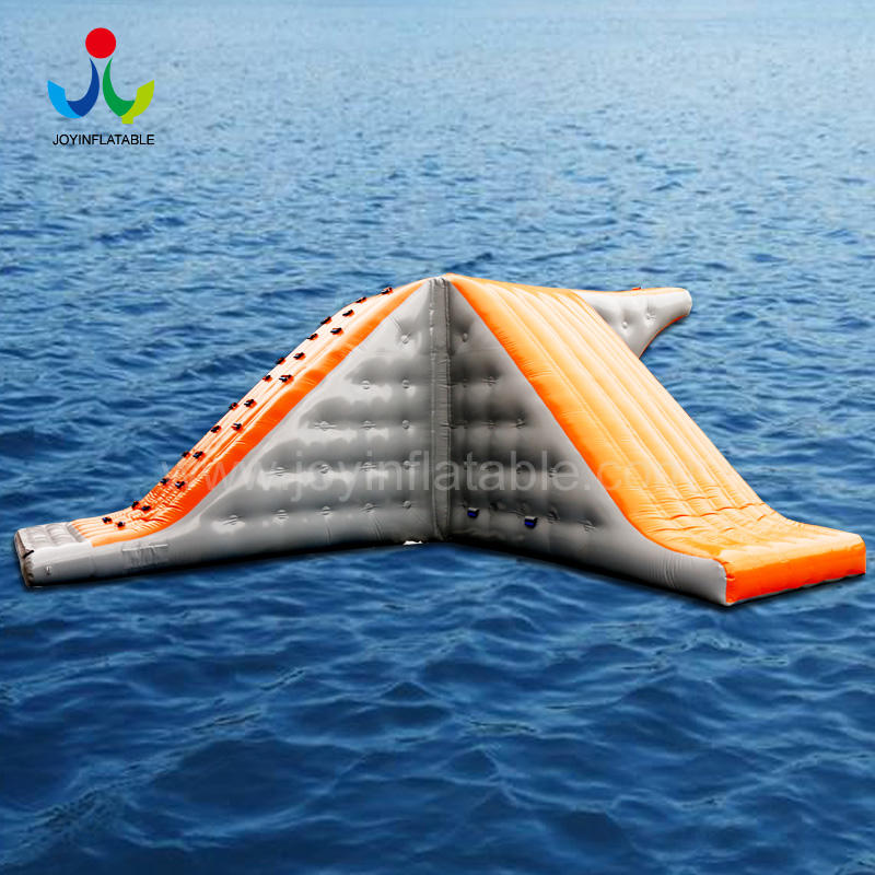 Outdoor Water Inflatable Floating Slide for Water Sports