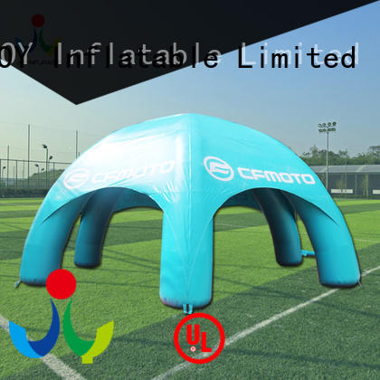 JOY inflatable inflatable canopy tent factory for child