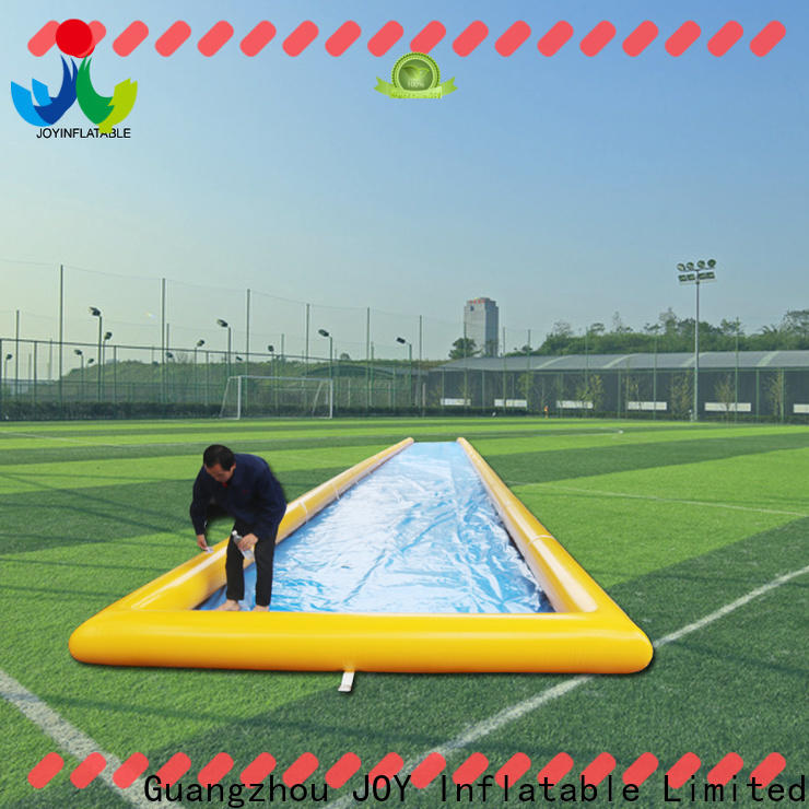 JOY inflatable practical best inflatable water slides for children