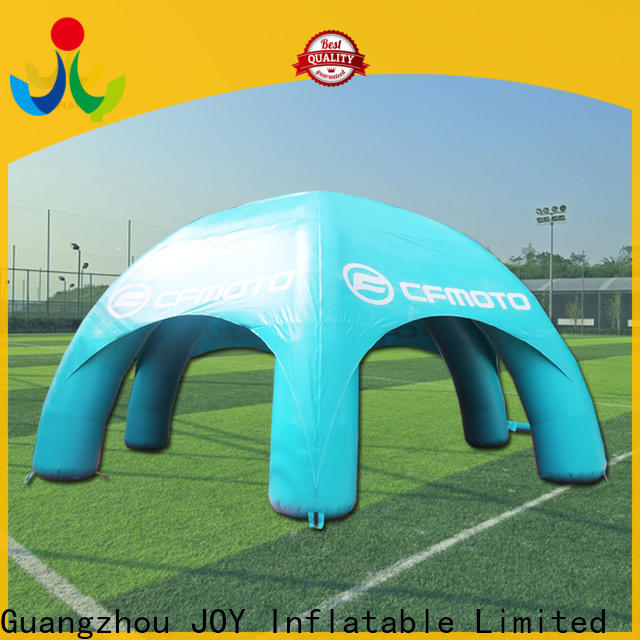 JOY inflatable portable Inflatable advertising tent manufacturer for outdoor