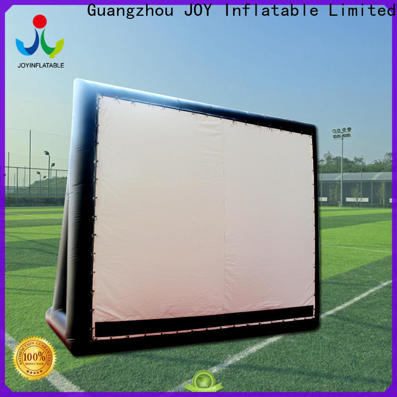 price inflatable screen supplier for children