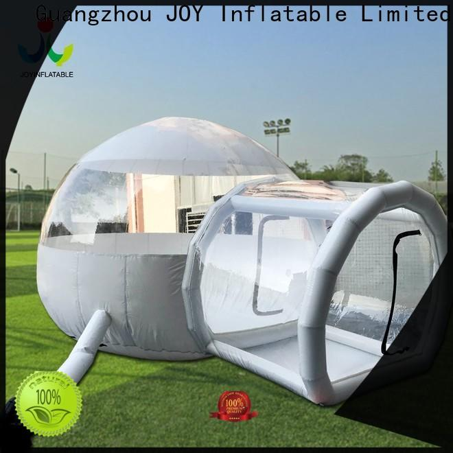 rolling ball inflatable dome tent for sale for child