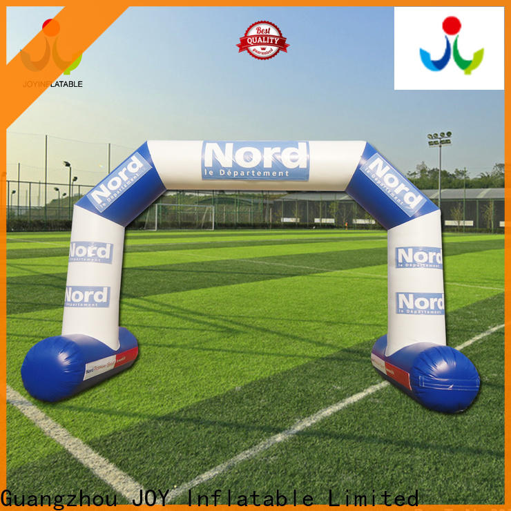 JOY inflatable gate inflatable race arch wholesale for child