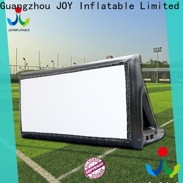 JOY inflatable inflatable screen for sale for kids
