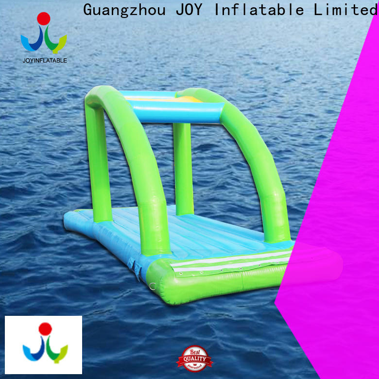 mountain blow up trampoline factory price for child