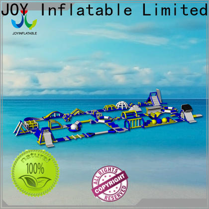 JOY inflatable island blow up trampoline inquire now for child